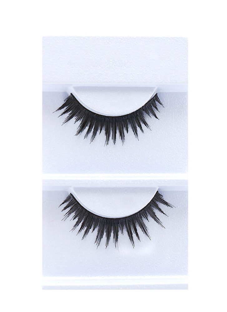 False Eyelashes BLACK (Final Sale)