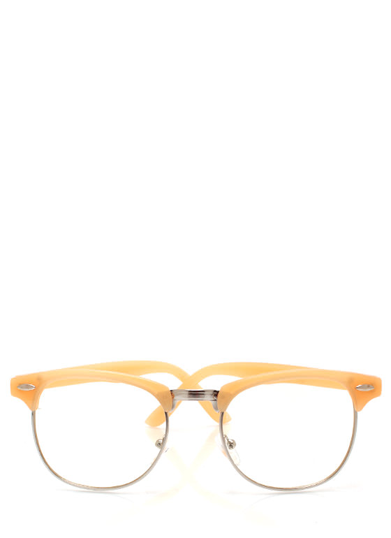 Eye Candy Glasses PEACH