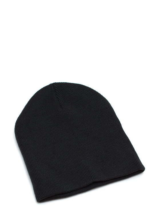 Essential Sweater Beanie DKGREY