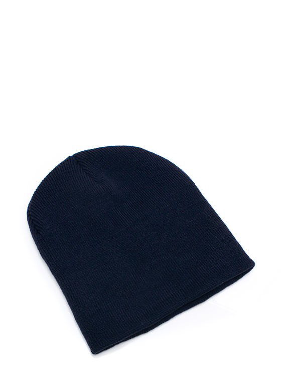 Essential Sweater Beanie NAVY