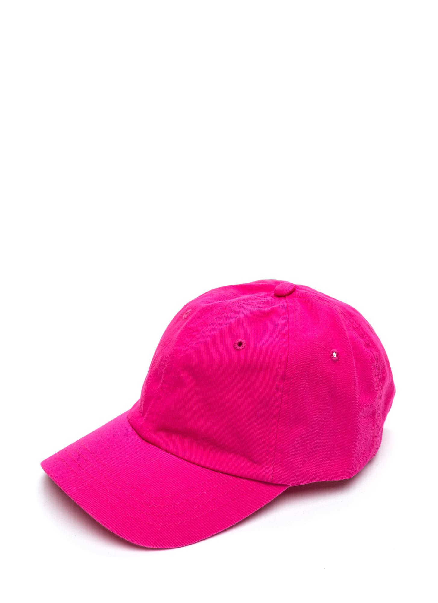 Not A Player Baseball Cap HOTPINK