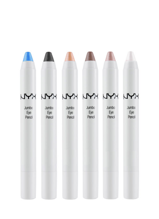 NYX Center Stage Pencil Set MULTI