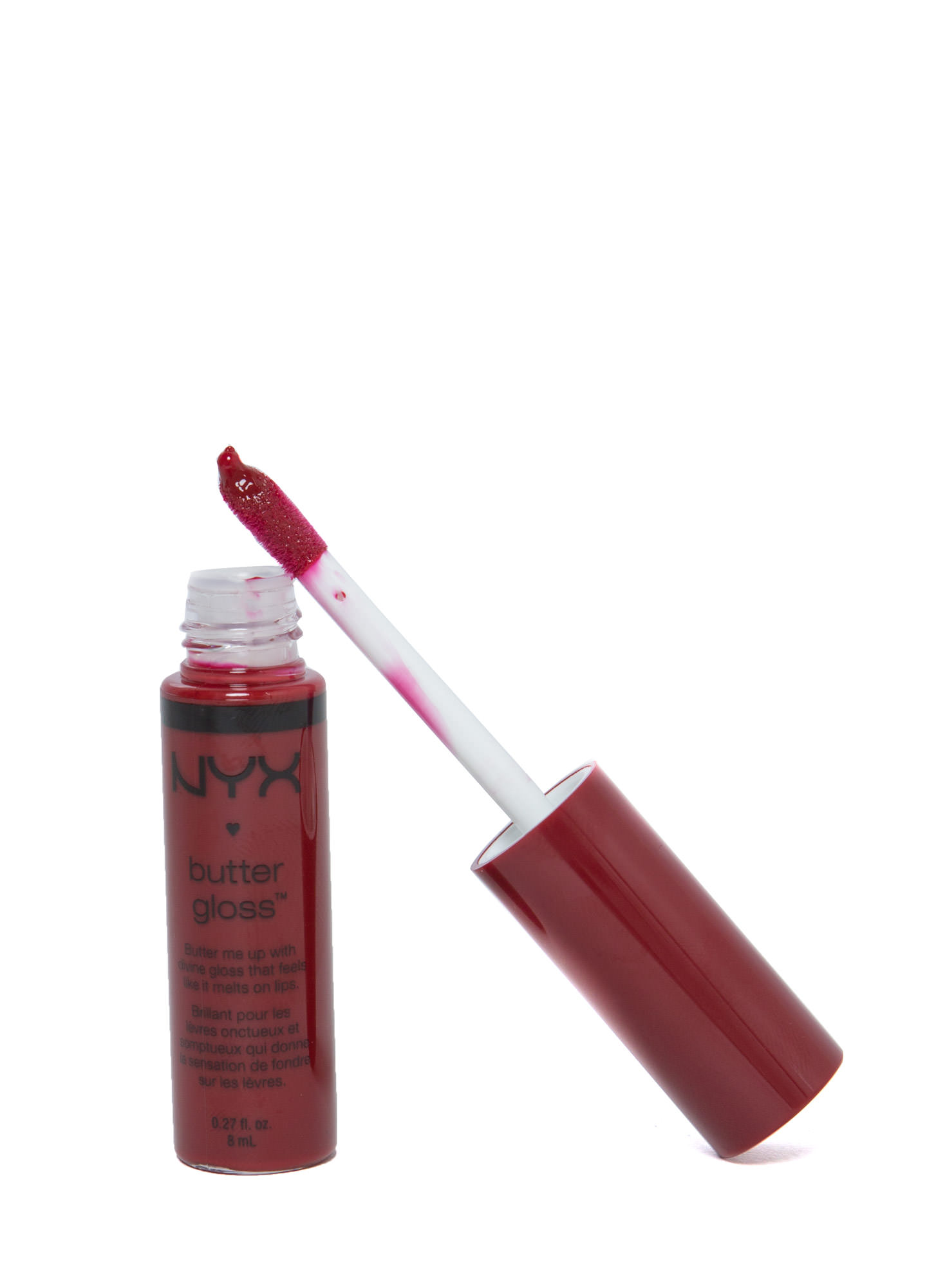 NYX Butter Gloss Set PUREDECADE
