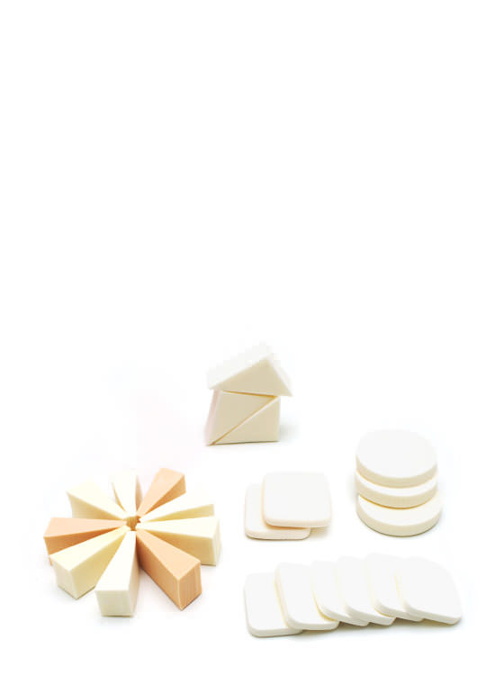 Endless Options Sponge Set MULTI