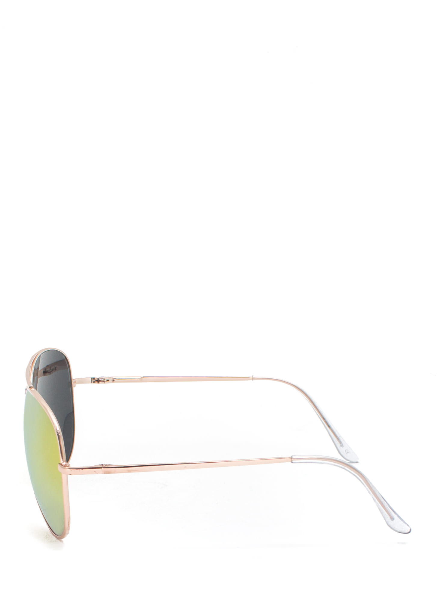 De Colores Sunglasses ORANGEGLD