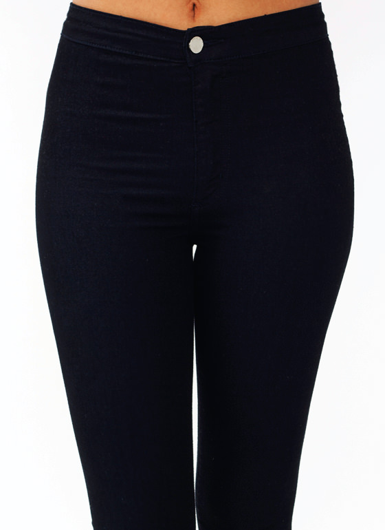So Much Stretch Skinny Jeans INDIGO