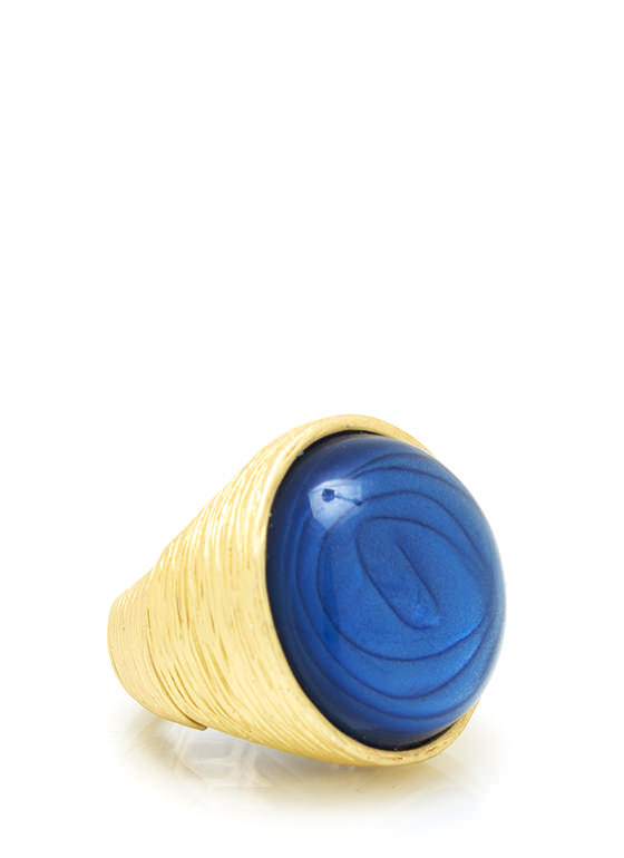 Magic Stone Ring BLUEGOLD