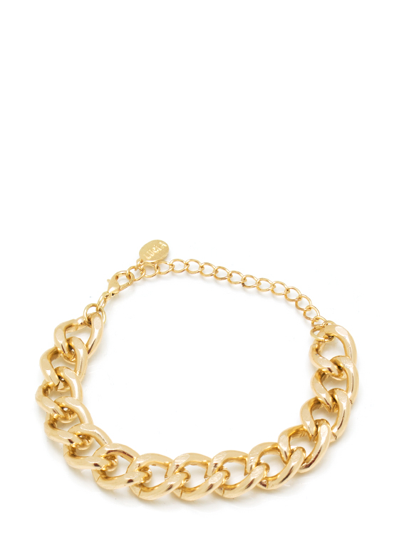 Sweet And Simple Chain Bracelet GOLD