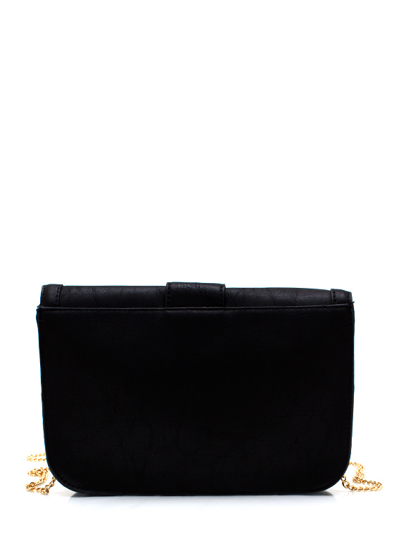 No Need To Stud Y Clutch BLACKGOLD