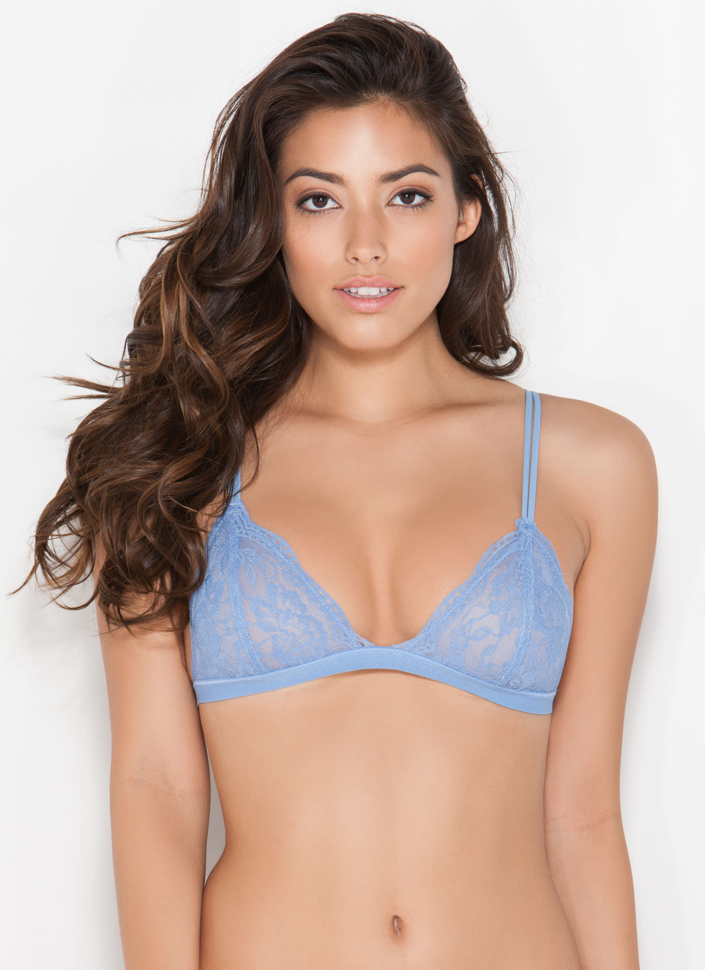 Lovely Lady Lace Bralette WILDBLUE
