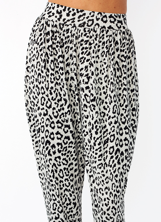 Wild Thing Harem Pants LTGREY
