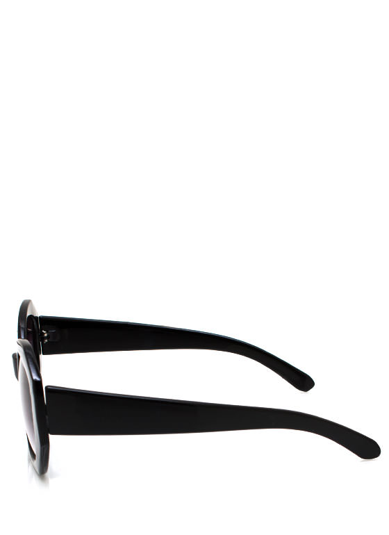 In Shape Sunglasses BLACK
