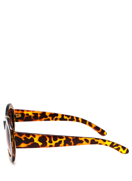 In Shape Sunglasses TORTBROWN