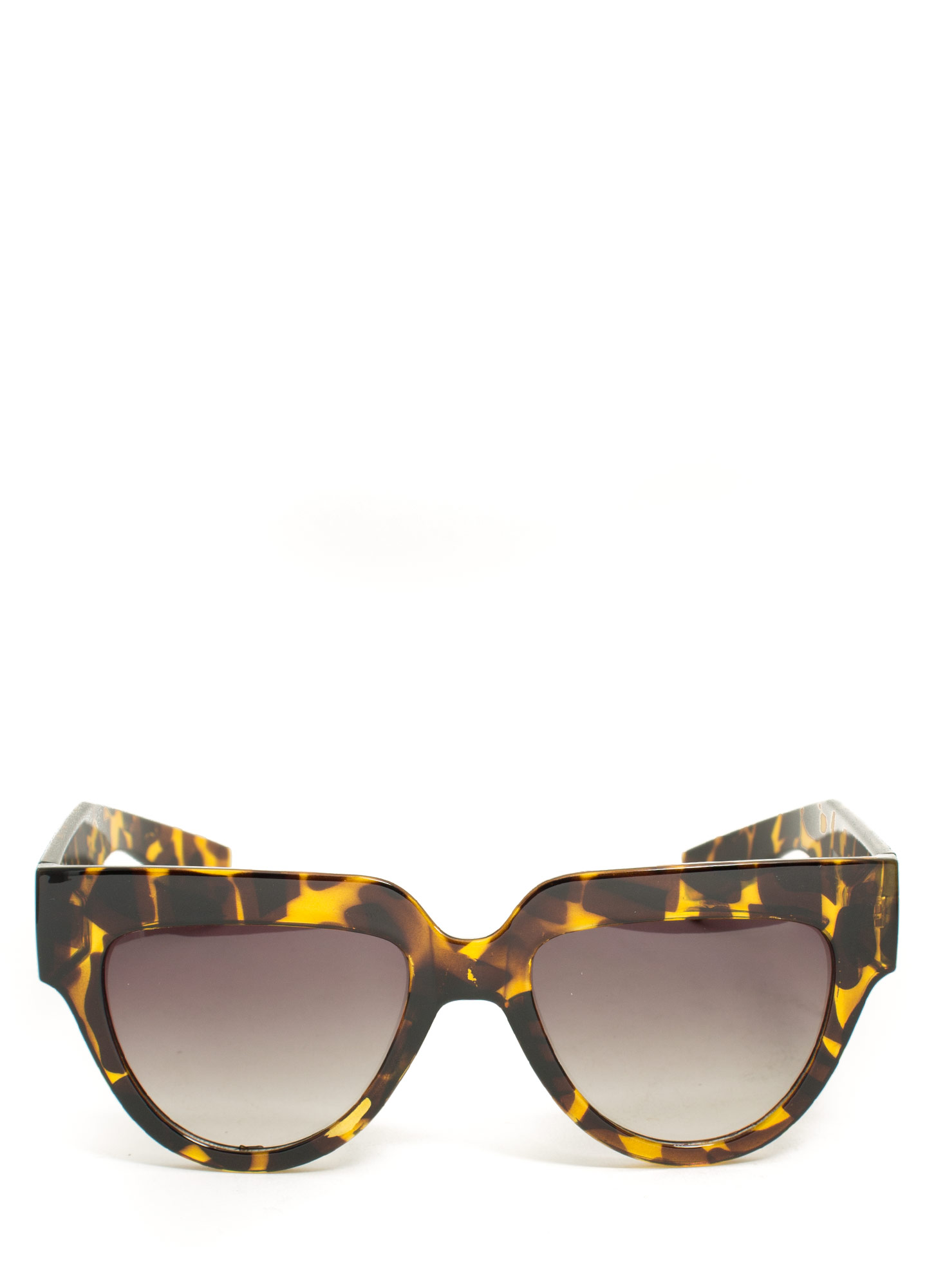 Flat Top Sunglasses LTTORTOLIVE