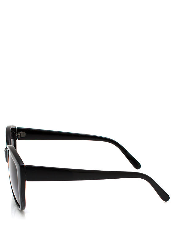 Naughty Kitty Sunglasses BLACKNAVY