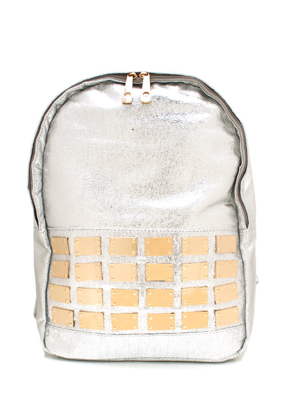 Jeopardy Backpack SILVERGOLD