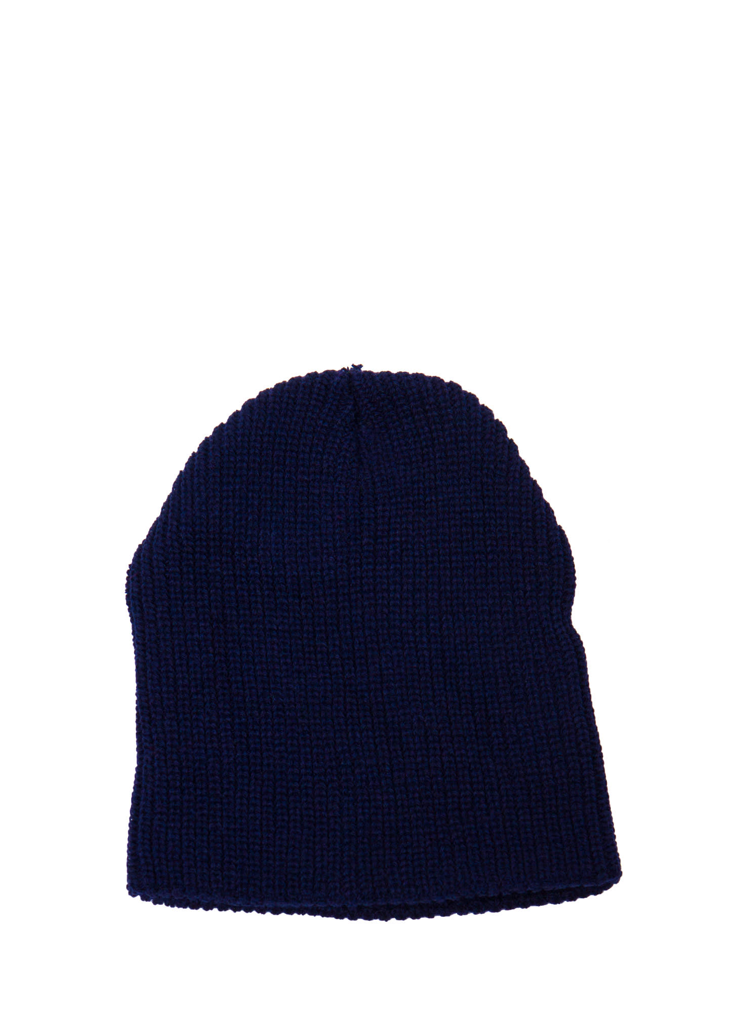 Heads Up Knit Beanie NAVY