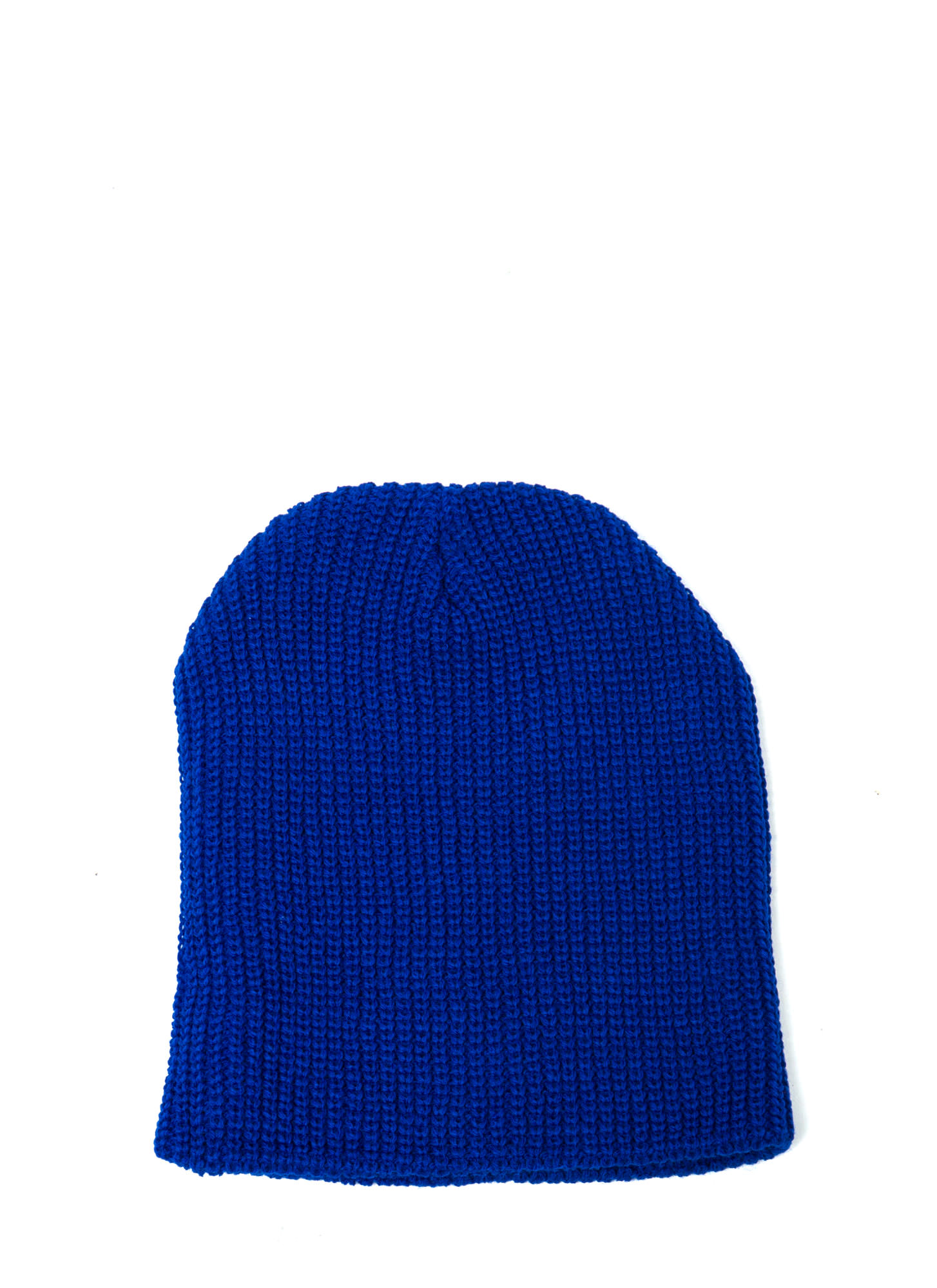 Heads Up Knit Beanie ROYAL
