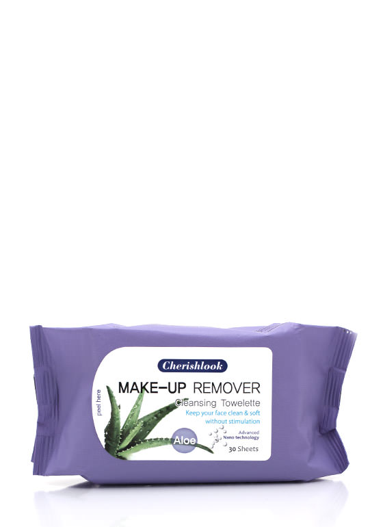 Make-Up Remover Wipes ALOE