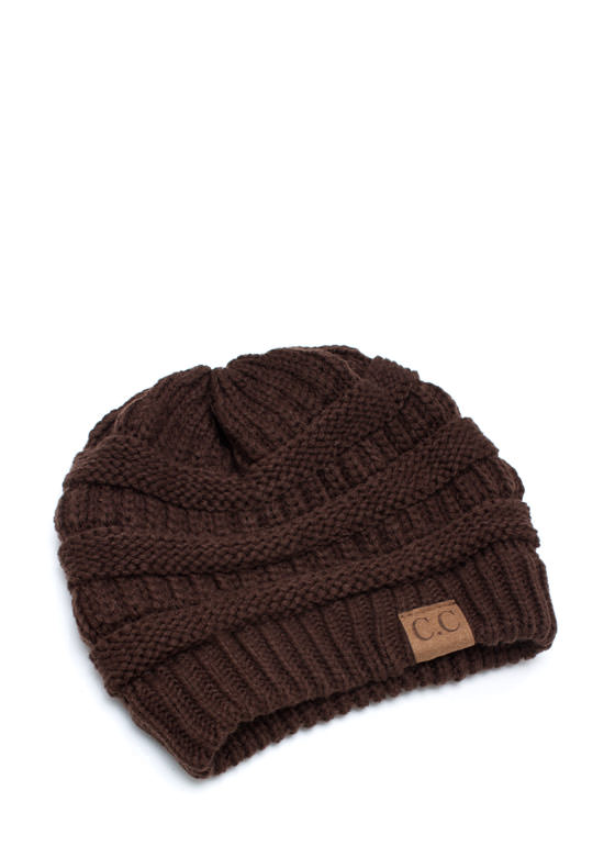 CC Cable Kit Beanie BROWN