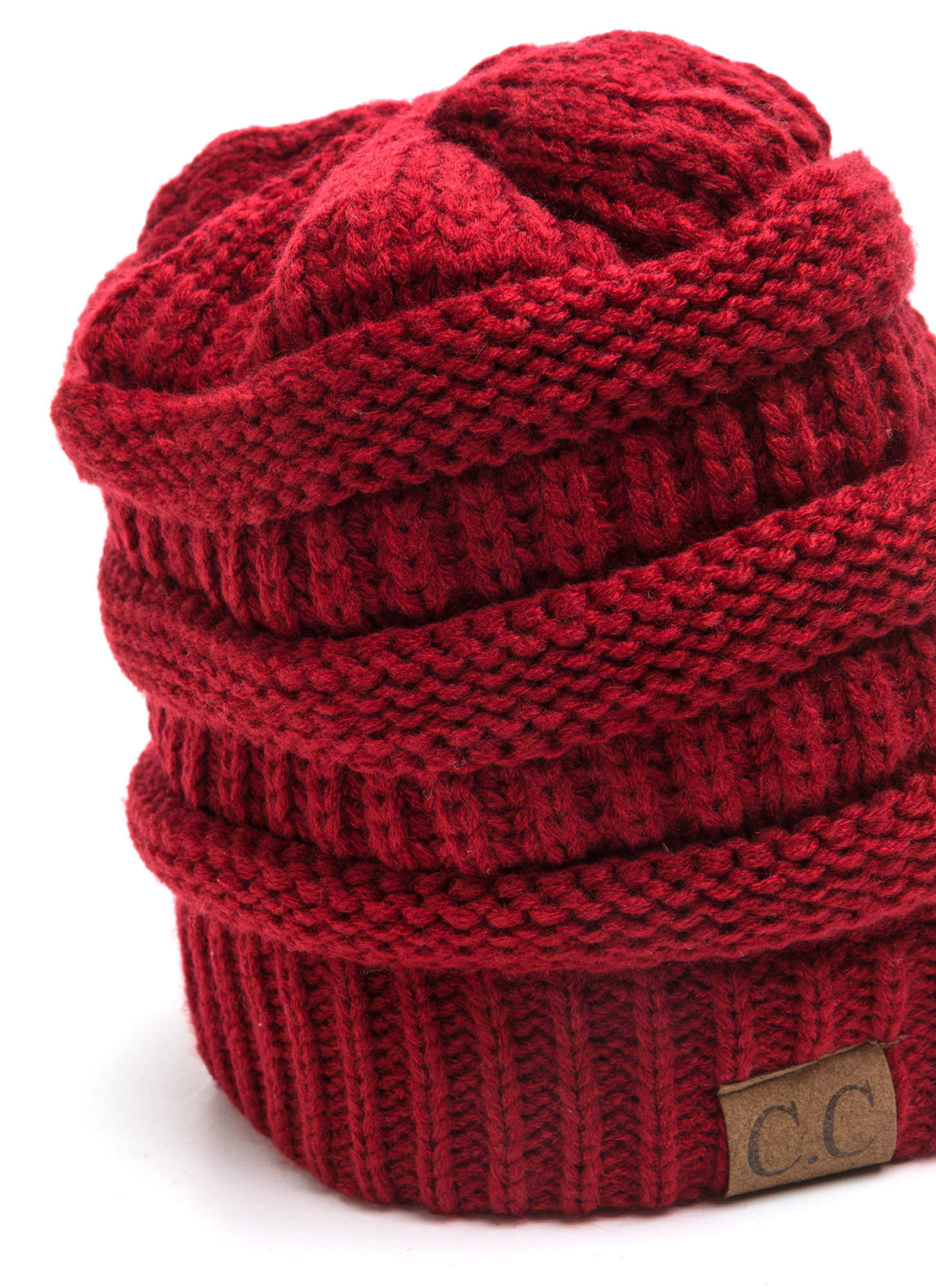 CC Cable Kit Beanie RED