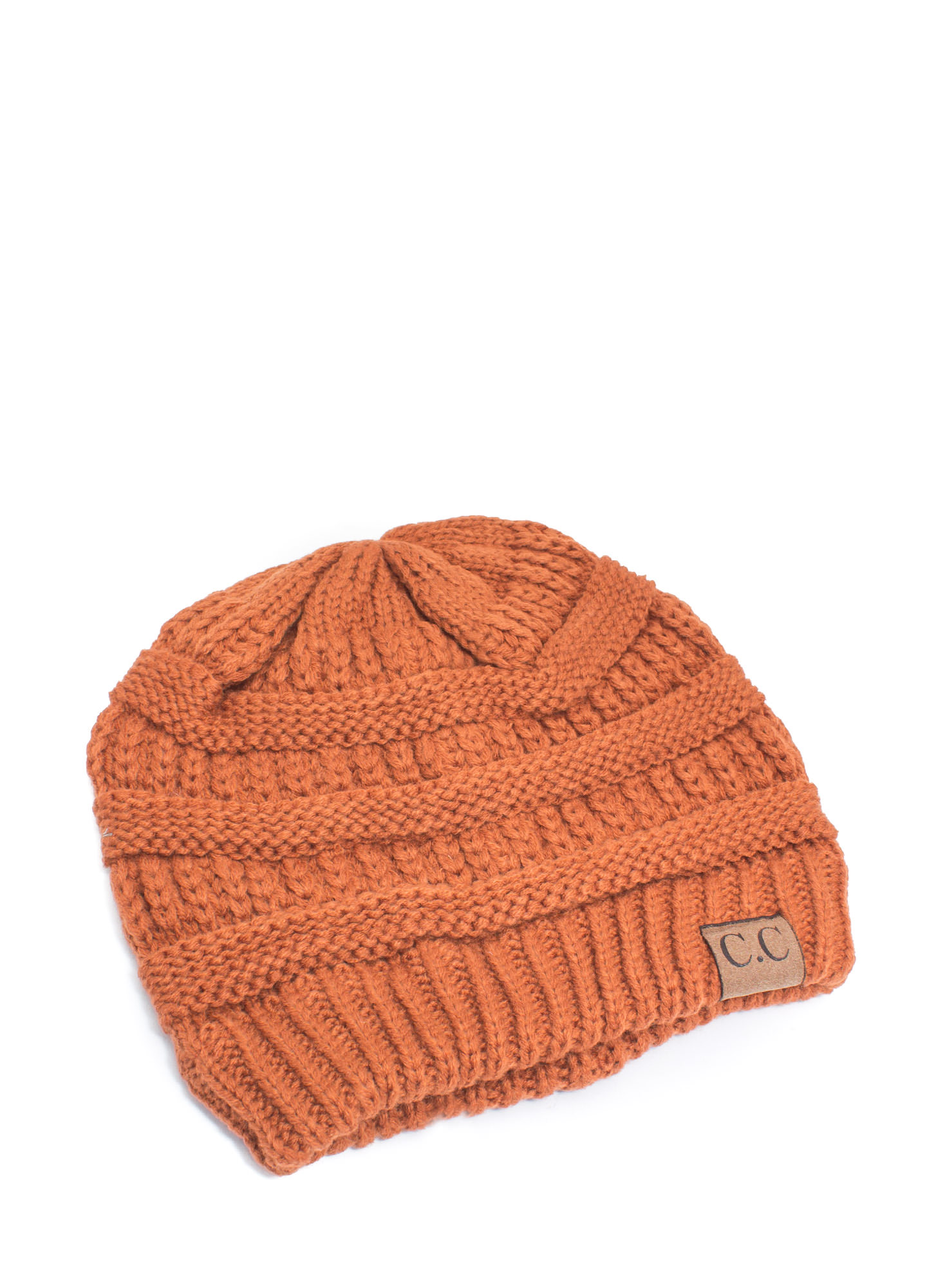 CC Cable Kit Beanie RUST