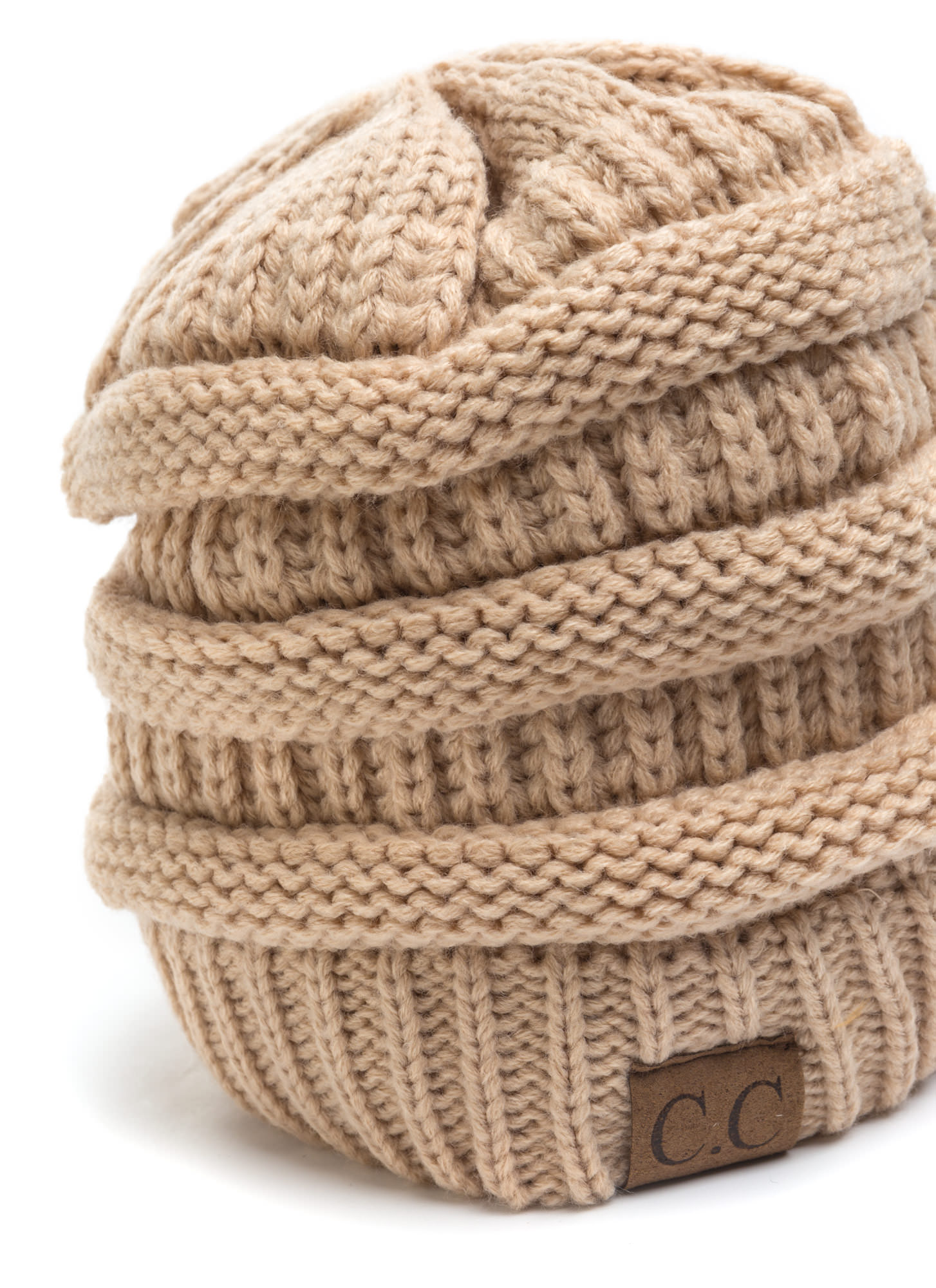 CC Cable Kit Beanie SAND