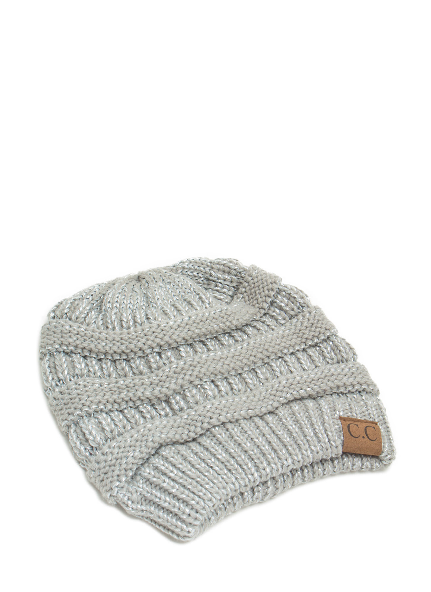 CC Cable Kit Beanie SILVER