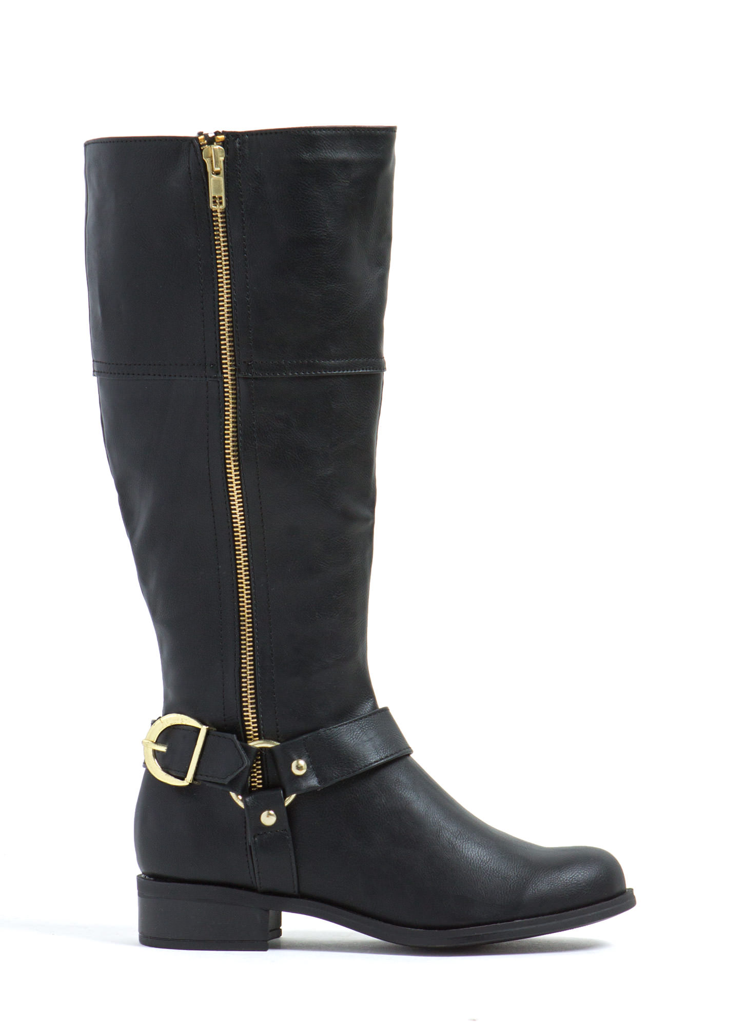 Zip It Good Riding Boots BLACKGOLD