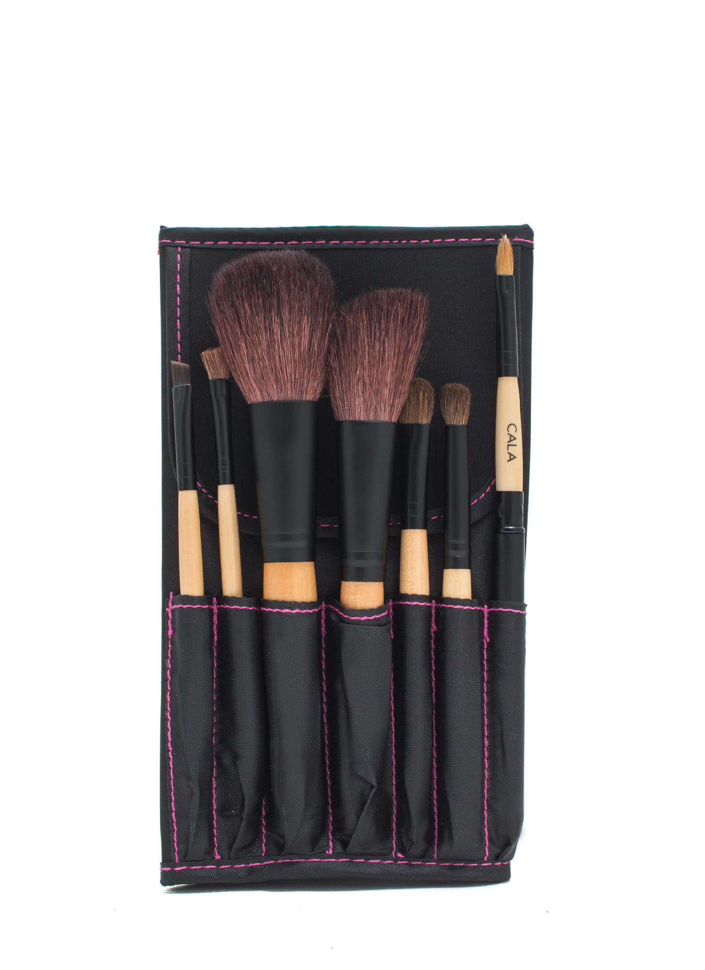 Make It Up Cosmetic Brush Collection BLACK (Final Sale)