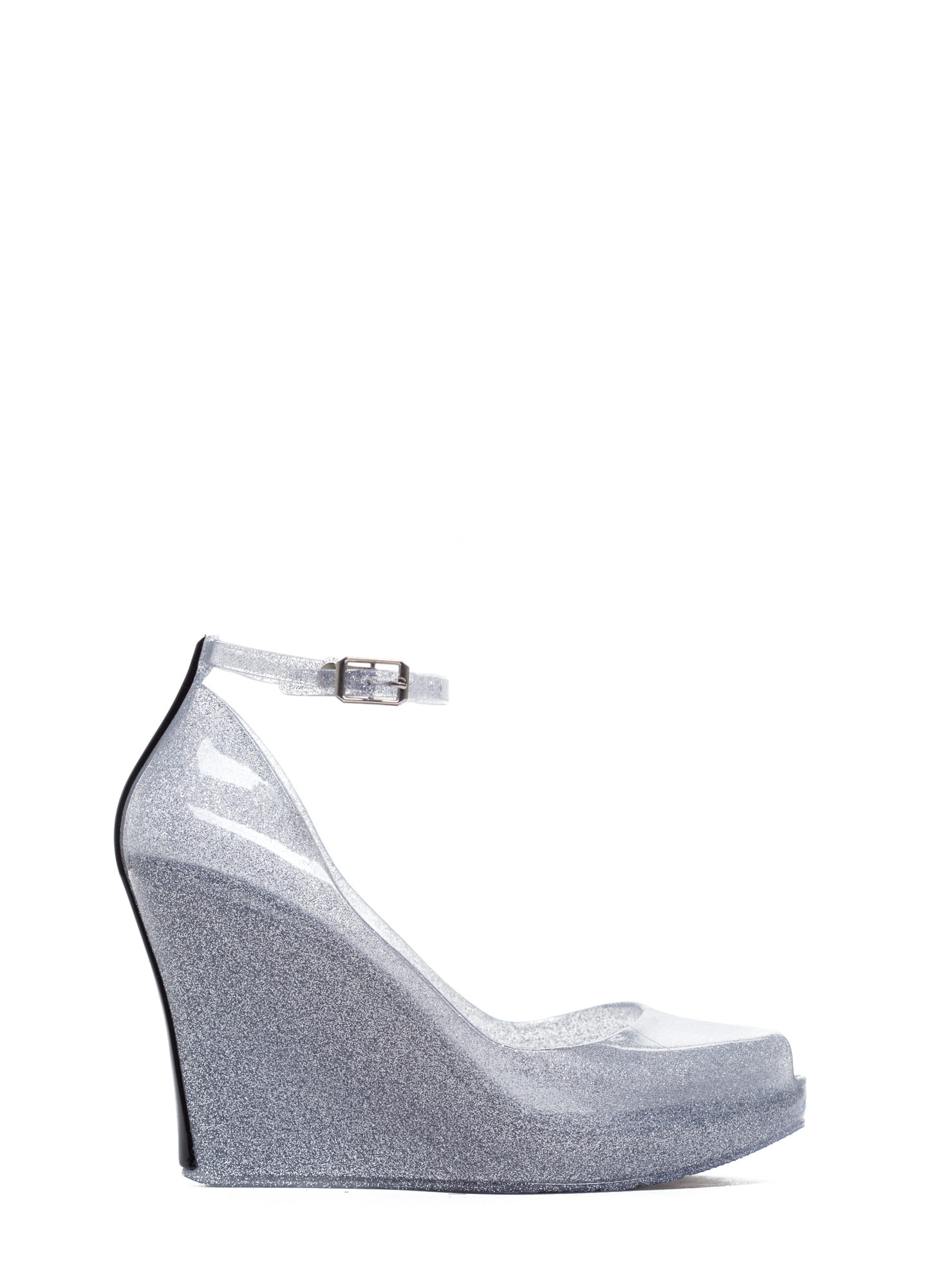 How Jelly Ru Wedges SILVER