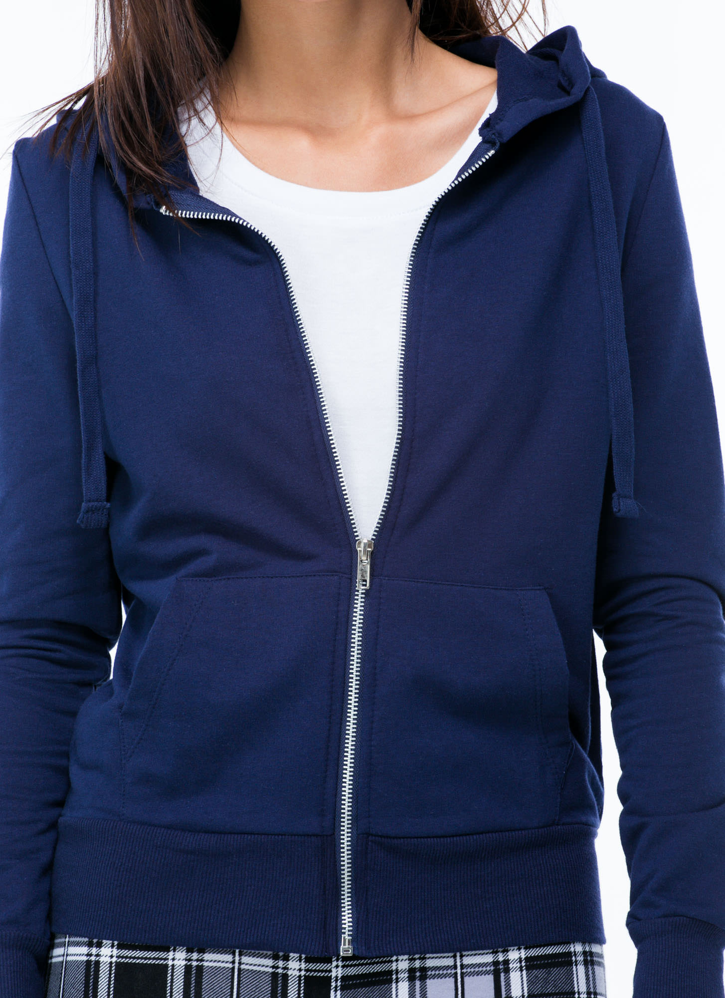 Got You Covered Basic Hoodie NAVY