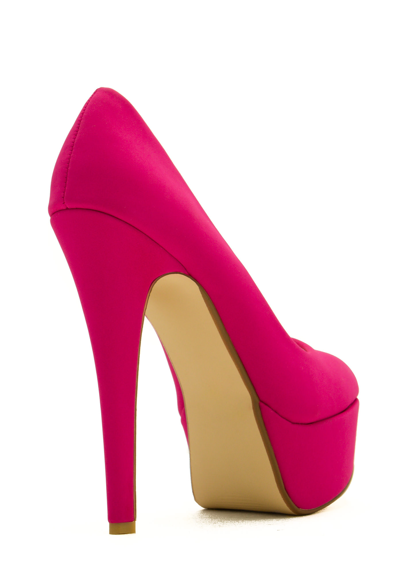Simply Irresistible Platforms MAGENTA