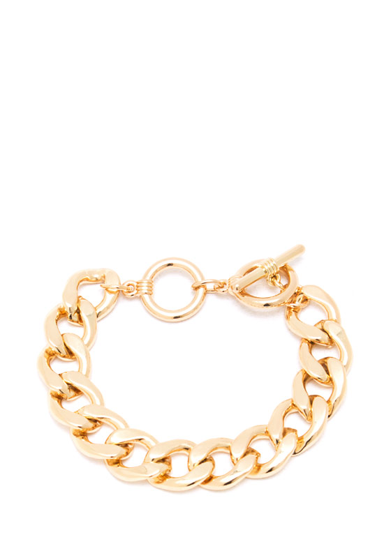 Give Me Some Chain Ge Bracelet GOLD