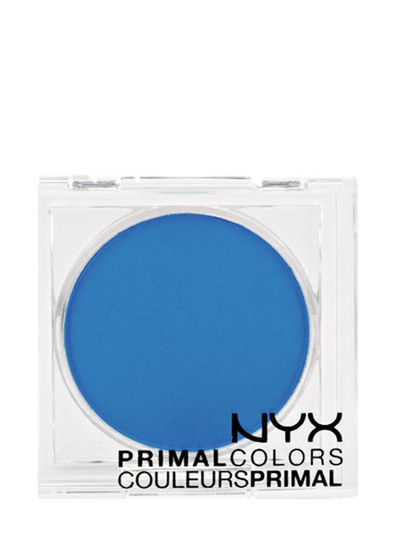 NYX Face And Body Powder BLUE