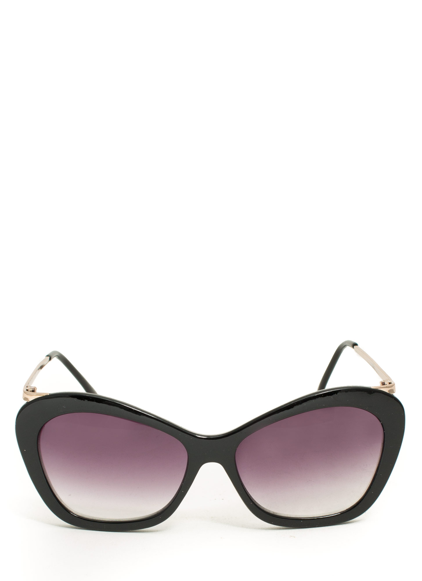 Butterfly Effect Sunglasses BLACKGOLD