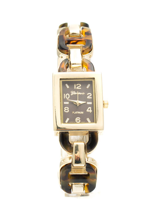 Right Angles Bracelet Watch TORTGOLD