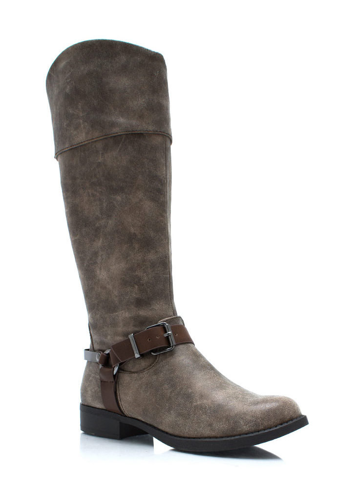 Spur Of The Moment Boots TAUPEBROWN