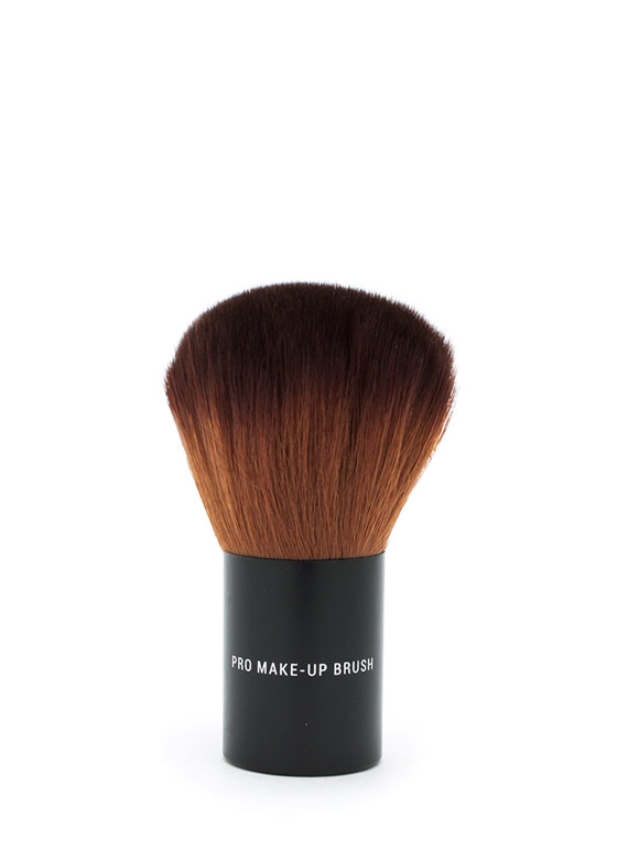 Pro Kabuki Brush BLACK (Final Sale)