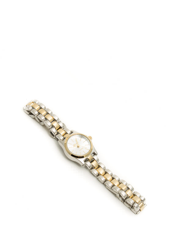 Ladies Man Watch SILVERGOLD