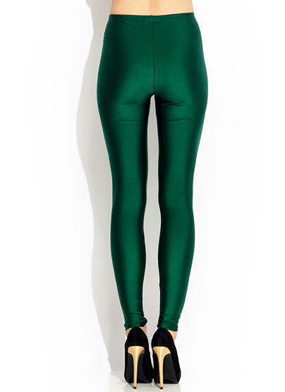 Rise And Shine Leggings HUNTERGREEN