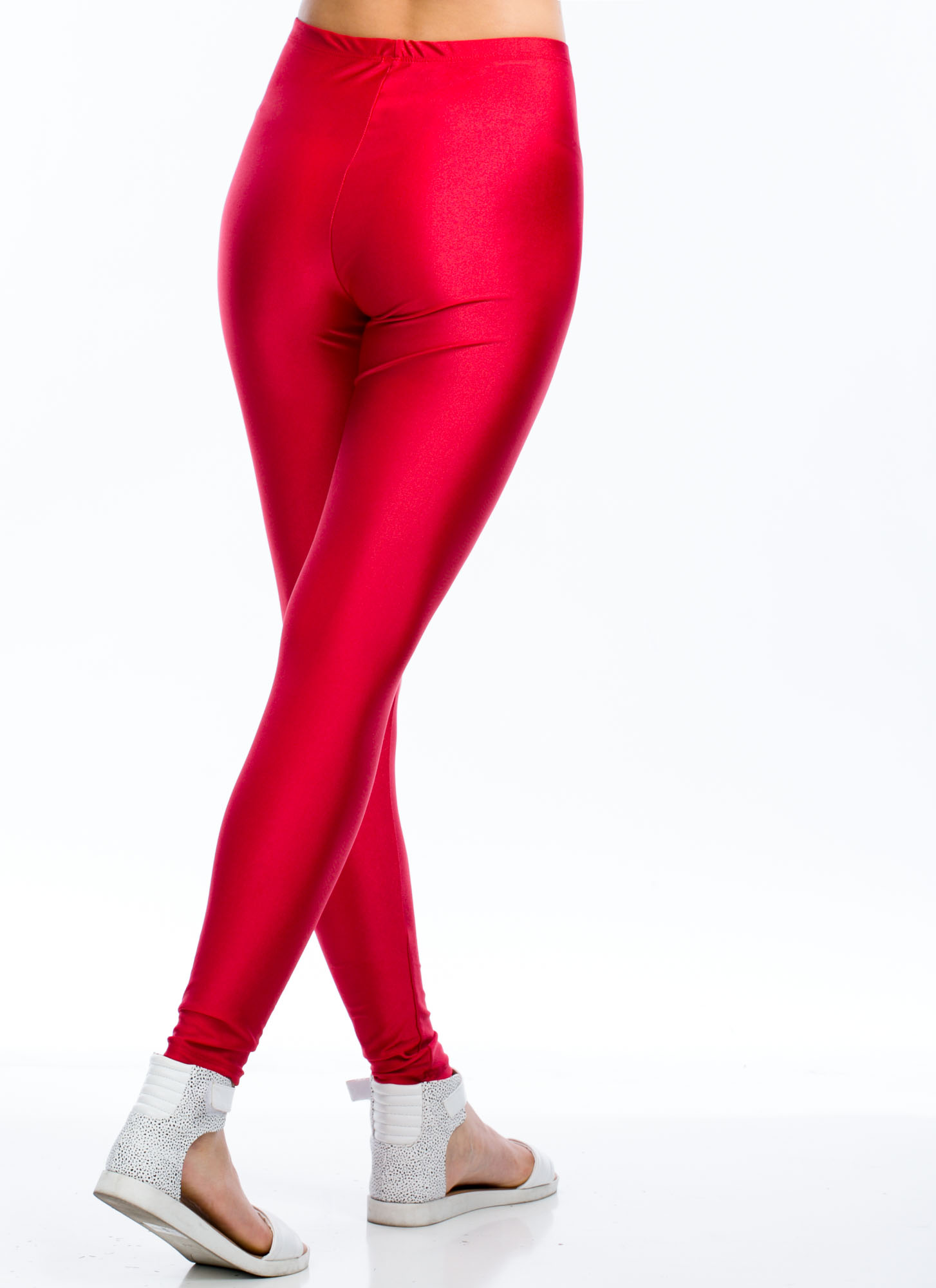 Rise And Shine Leggings RED
