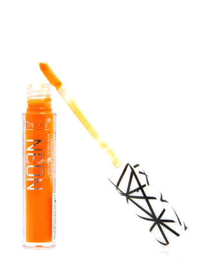 Beauty Treats Neon Luster Lip Gloss HYPEORANGE (Final Sale)
