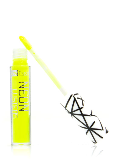 Beauty Treats Neon Lusters Lip Gloss LASERYELLOW