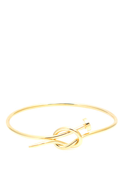 Knot Just Another Nail Bracelet GOLD