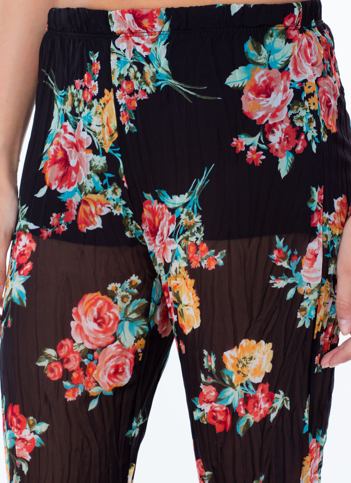Flora Bella Pants CORALBLACK (Final Sale)