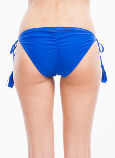 Fringe Benefits String Briefs ROYALBLUE