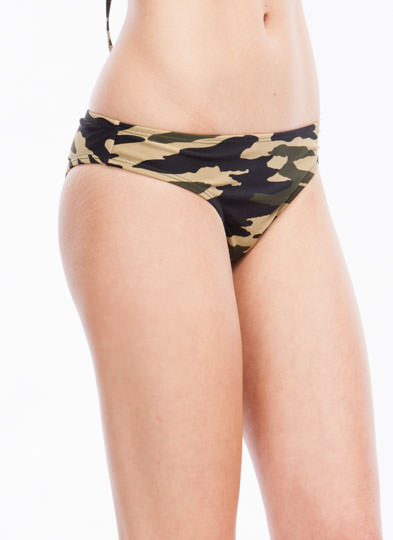 Boot Camp Bikini Briefs OLIVEBLACK