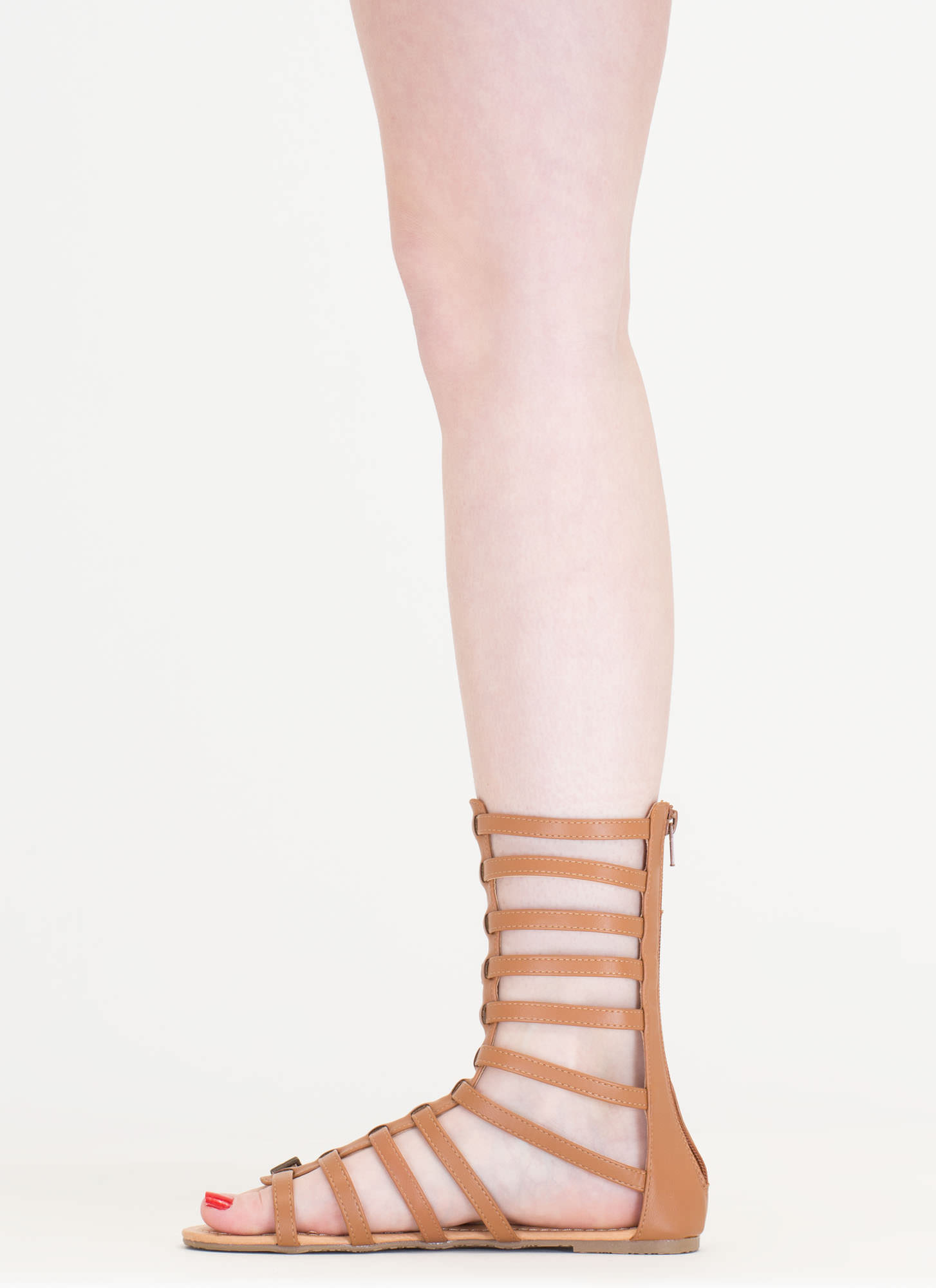 Arena Allure Gladiator Sandals WHISKY