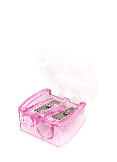 Cap It Off Pencil Sharpener PINK